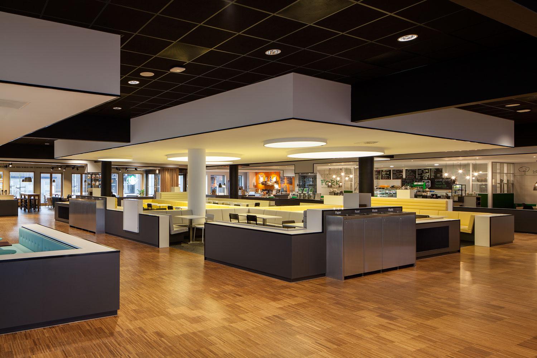 Ninetynine 187 Erasmus Food Plaza